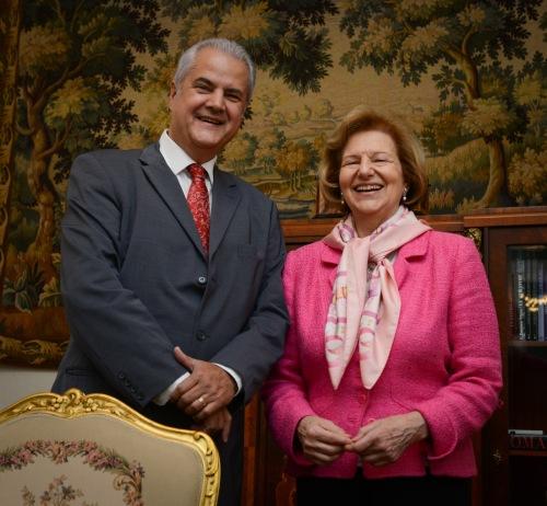 EN meets with Adrian Năstase